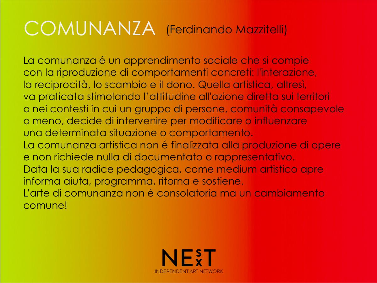 comunanza